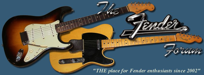 The Fender Forum