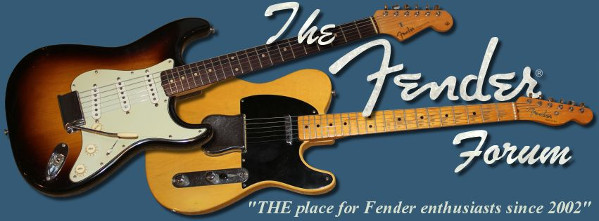 The Fender Forum - Powered by vBulletin
